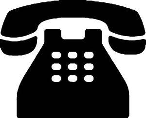 icone telephone fix